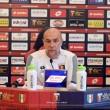 Genoa: le reazioni di Ballardini nel post-gara