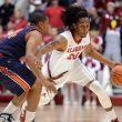 Alabama Downs Auburn In A Final Possession Iron Court Game