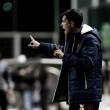 """Barbieri culpa cansaço por postura tímida e exalta jovem dupla de zaga: """"Muito satisfeito"""""""