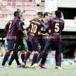 Ojeando al rival: FC Barcelona B