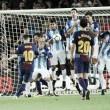 Nueva lección del líder en el Camp Nou