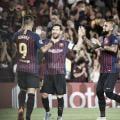 Barcelona vs Leganés EN VIVO online en Liga 2019 (0-0)
