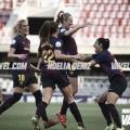 El Barcelona supera al Valencia mantiene vivas sus aspiraciones en la Liga Iberdrola