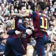 Barcelona 2-0 Valencia: Goals from Suarez and Messi extend Barcelona's La Liga lead
