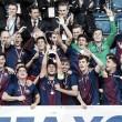 El FC Barcelona se proclama campeón de la UEFA Youth League ante el Chelsea