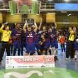 Barcelona cierra el año con un nuevo campeonato