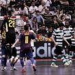 FC Barcelona - Sporting CP: el campeón, ante la adversidad