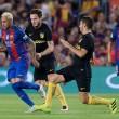 Liga, Correa risponde a Rakitic: 1-1 tra Barcellona e Atletico Madrid
