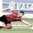 Ander Bardají, nuevo jugador de la SD Huesca