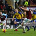 Burnley 1-1 Southampton: Late Barnes penalty rescues a point for Clarets