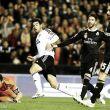 El Valencia rompe su maleficio ante el Madrid