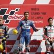 Moto3: festa italiana a Motegi. 1° Bastianini, 3° Bulega