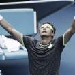 Duro batacazo en el Open de Australia