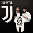 Emre Can ya es el '23' de la Juventus