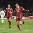 Bayern de Munique vira a partida duas vezes e supera Werder Bremen