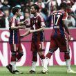 Bayern Munich vs Werder Bremen: Top face bottom at the Allianz Arena