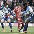 Faltou criatividade: Bayern joga mal e empata sem gols com Hertha Berlin