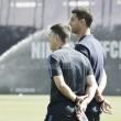 Doce jugadores del filial en el stage del Barcelona