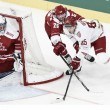 Denmark loses in an upset to Belarus in 2018 Winter Olympics qualifier