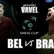 Copa Davis 2016. Bélgica - Brasil: el subcampeón al borde del precipicio