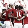 Benfica goleó y el Estadio da Luz fue una fiesta