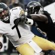Los Saints se dan un festín y los Ravens amargan los playoffs a los Steelers