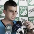 """Nicolás Benedetti: """"Siempre trato de dar lo mejor de mí"""""""