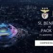 Benfica a um passo da Champions