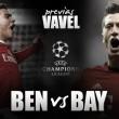Benfica - Bayern de Múnich: a un paso del cielo o del infierno