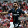 Arsenal 0-2 Manchester City: Citizens continue as they left off, and as they mean to go on
