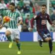 Real Betis - Eibar: puntuaciones Real Betis, jornada 18