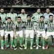 Real Betis-Girona: Puntuaciones Real Betis, jornada 26