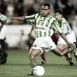 Duelos históricos: Victoria sevillista en un derbi inédito en Segunda División