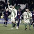 Real Betis - Barça: puntuaciones Real Betis, jornada 20 de LaLiga