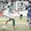 Resumen Real Betis 2-2 Getafe en La Liga 2017/18