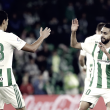 Betis - Getafe: Puntuaciones del Betis, jornada 11 de La Liga Santander