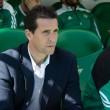 """Merino: """"Hemos ganado este partido gracias a los jugadores y el ánimo de la afición"""""""