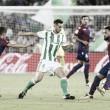 El Real Betis, misma situación, objetivo cumplido