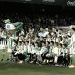 El Real Betis, solo por detrás de Madrid y Barça en audiencia