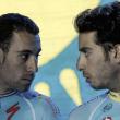 """Vincenzo Nibali sobre Fabio Aru: """"En el Giro seremos rivales pero no descarto una alianza"""""""