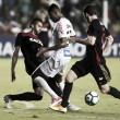 Pelo Campeonato Brasileiro, Santos recebe Sport buscando fugir do Z-4
