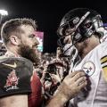 Big Ben fez magia e levou o Steelers ao triunfo sobre o Buccaneers