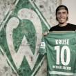 Max Kruse returns to Werder Bremen