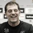 """Slaven Bilic: """"Nos espera un partido duro contra el Domzale"""""""