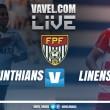 Jogo Corinthians x Linense AO VIVO agora no Campeonato Paulista 2017 (0-0)