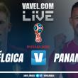 Jogo Bélgica x Panamá AO VIVO online na Copa do Mundo 2018 (0-0)