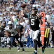 Jacksonville Jaguars Look To Climb Up AFC Standings While Hosting San Diego Chargers