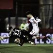 San Lorenzo vino de abajo y rescató un empate con Tigre
