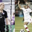 Washington Spirit trades defender Shelina Zadorsky, acquire goalkeeper Aubrey Bledsoe