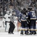 St. Louis Blues iguala la serie frente a San Jose Sharks